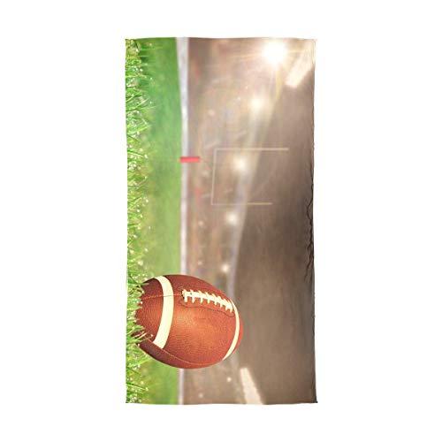 Annays Kopftuch American Football Pattern Vintage Stirnband Multifunktional Outdoor Nahtlose Sport Gedruckt 25X50Cm Kopfbedeckung Bandanas Langlebig