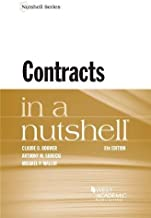 Contracts in a Nutshell (Nutshells)