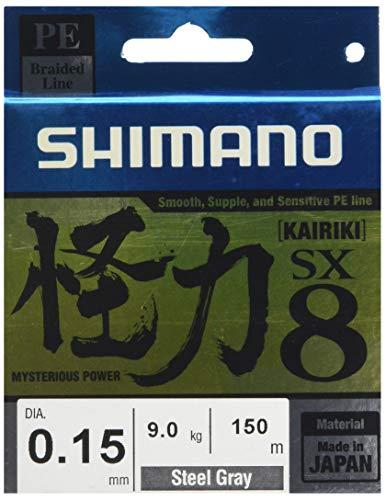 SHIMANO Kairiki PE 0.250Mm, 21.0Kg, 150M