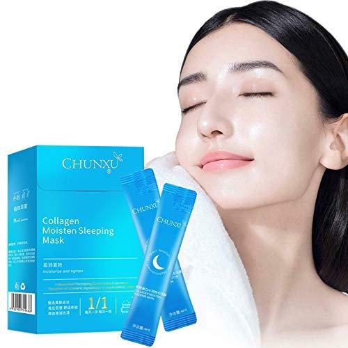 Ice cream mask skin reborn cooling mask gel, creamy skin cooling mask for women skin care