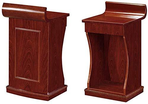 JCCOZ -URG Home Accessories CuteLife Mesa de conferencias Muebles de oficina Madera Sólida Pintura Podio Información Podio Escuela Entrenamiento Podio JCCOZ-URG