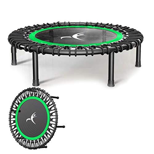 Zfggd Cuerda elástica de Interior para el trampolín/Equipo de Adelgazamiento/Cama para Bungee Jumping/trampolín de Gimnasio para Adultos (Color : A)