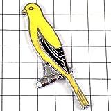 限定 レア ピンバッジ レモンイエロー黄色い小鳥 ピンズ フランス 292526