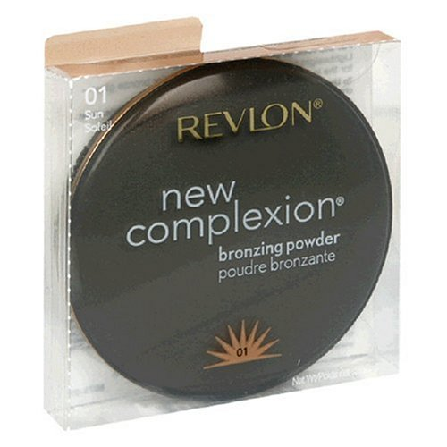 Revlon New Complexion Bronzing Powder, Sun 01, 0.35 Ounce