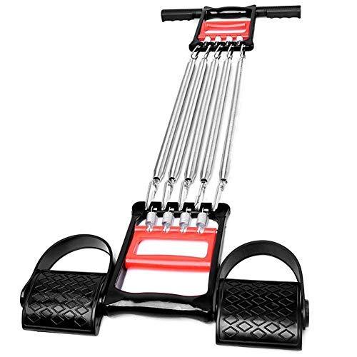 TTFFTT Expansor De Pecho Tensores Musculacion - Entrenamiento De Entrenamiento Resistencia Band Gym Home Yoga Fitness Device