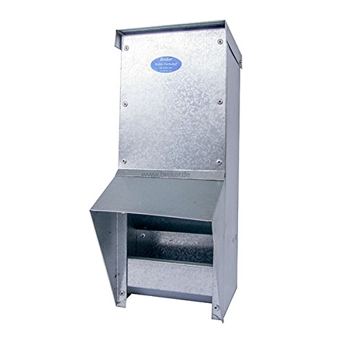 Futterautomat ohne Trittklappe 6 kg