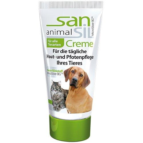 SANSIL® animal - Die Wundheilpflege -Creme- 50 ml