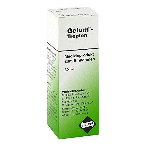 GELUM Tropfen 30 ml