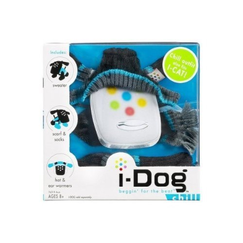i-Dog Chill Set - Black