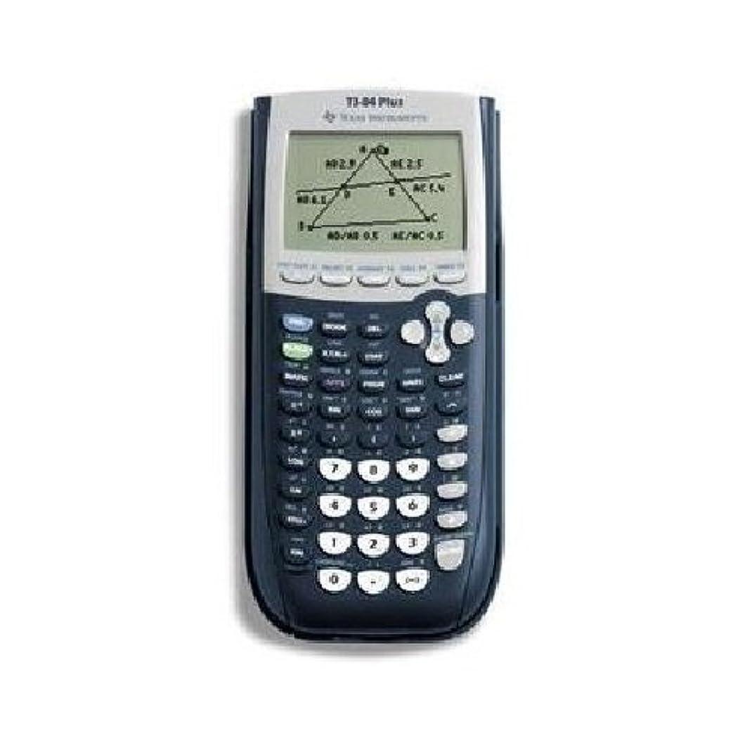 部分的むさぼり食う大砲Texas Instruments 84PL/TBL/1L1/A TI-84 Plus Graphics Calculator by Texas Instruments