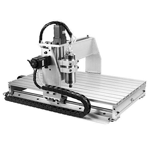 6040 4 Axis CNC Machine 600x400 mm Milling Machine CNC Engraving Machine 1500W CNC Router Machine USB CNC Máquina de grabado 4 ejes (6040T 4 ejes)