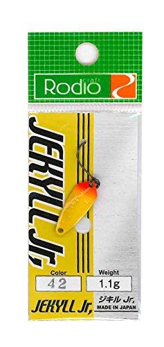 Rodiocraft(ロデオクラフト) ルアー JEKYLL(ジキル) Jr 1.1g 42 プリン スプーン