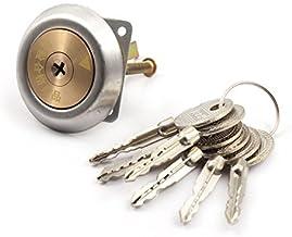 DealMux Metalen kantoor deur lade meubilair kast kast veiligheid plunjer lock