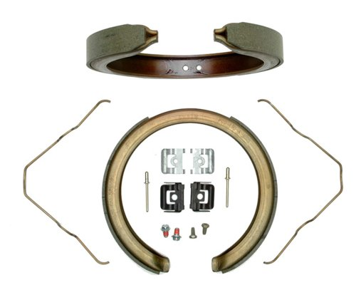 Raybestos 784PG Professional Grade Parking Brake Shoe Set - Drum in Hat