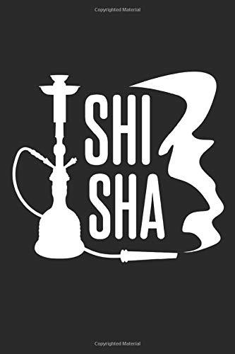 Smoke Shisha: Notizheft Notizheft A5 Notizheft A5 Kariert