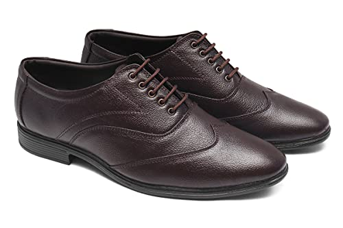 HASM Men's Formal Oxford Shoes