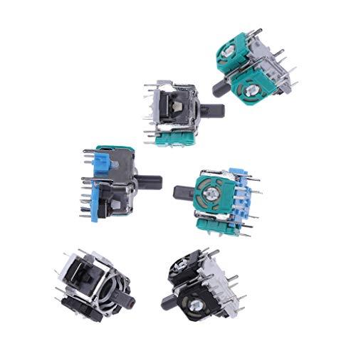 2 Stücke 3D Analog Joystick Potentiometer Analoge Achse Joystick Sensor Modul Für Playstation4 PS4 Controller Reparatur