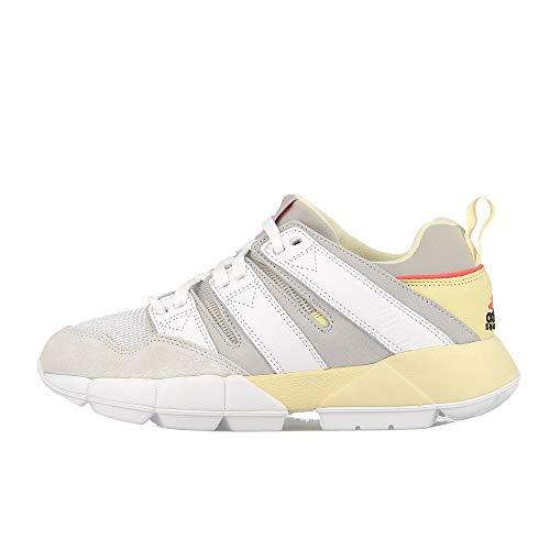 Adidas EQT Cushion 2, Zapatillas de Deporte Hombre, Blanco (Ftwbla/Gridos 000), 47 1/3 EU