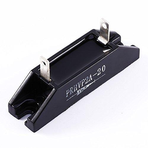 Hochspannungsdiode - 20KV 2A Hochspannungsdiode PRHVP2A-20 Einphasengleichrichter Niedriger Ableitstrom