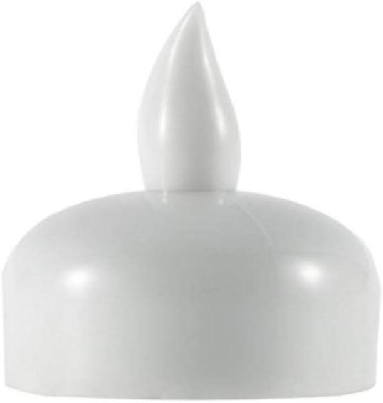 SOLUSTRE 24pcs New arrival Floating Candles Tea LED gift Light Flameless
