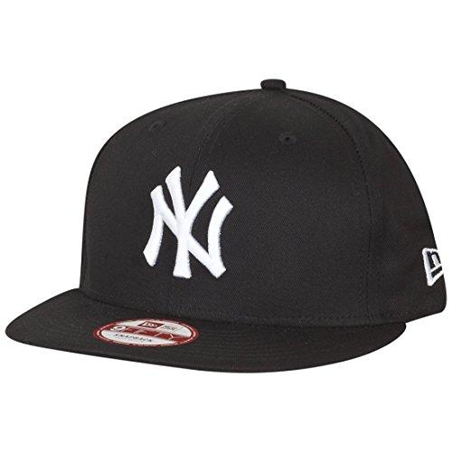 New Era Mlb 9 Fifty - Gorra unisex, color negro/blanco, talla S / M, 11180834