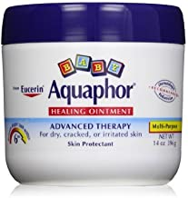 Aquaphor Baby Healing Ointment, Advanced Therapy, 14 Ounce Jar New Born Lotion by Aquaphor