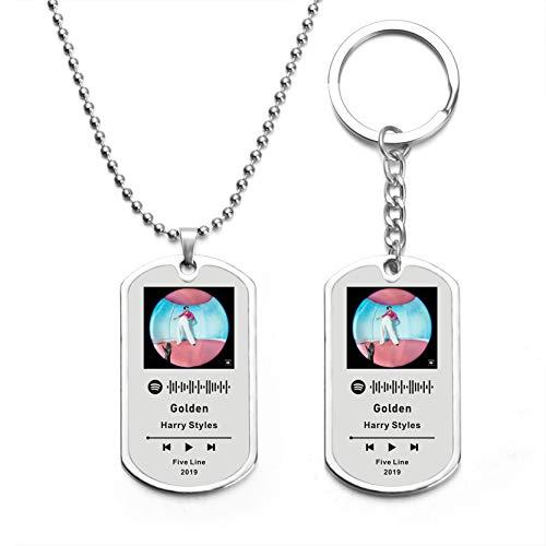 Spotify Code Collier Porte-clés Musique Album Style Personnalisé Spotify Mini Polaroid Photo Style Anniversaire DIY Personnalisé Musique Plaque Anniversaire Valentine De Mariage Cadeaux