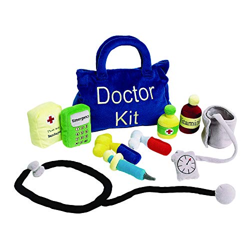 Product Image of the Excellerations Plush Doctor Kit