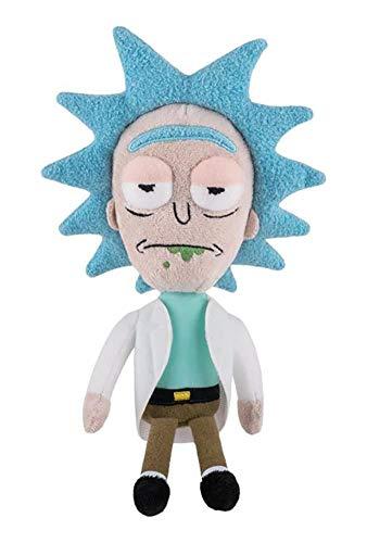 Rick and Morty Bored Rick Galactic Plushies Juguete De