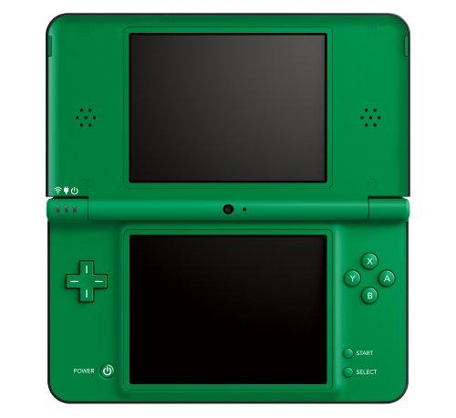 Nintendo DSi XL - Konsole, grün