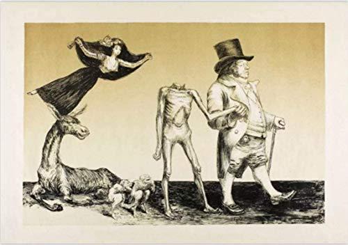 ZYHSB Goya Vuelve A Su Patria Vintage Lienzo Impreso Y Carte