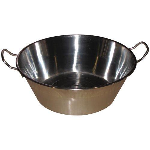 Baumalu 340676 - Pentola per marmellate e confetture, acciaio inox, 38 cm