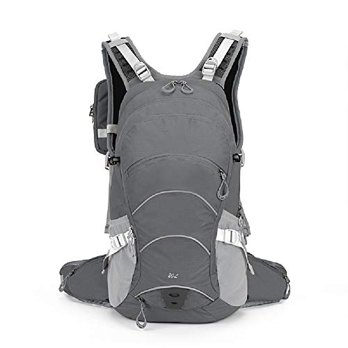 Fietsen Outdoor Fietstas Multifunctionele Bergbeklimmen Bag-Abrasie Weerstand-Klimmen 20 Liter Waterzak Rugzak met Stand