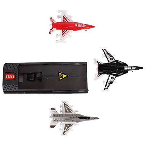 Mallexo Battle Plane Toy Set for Kids | War Fighter Battle Planes Set - (Pack of 1pc Toy Plane Fighter) | Aeroplane Toy for Kids