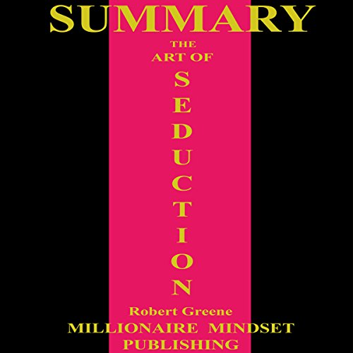 Summary: The Art of Seduction audiobook cover art