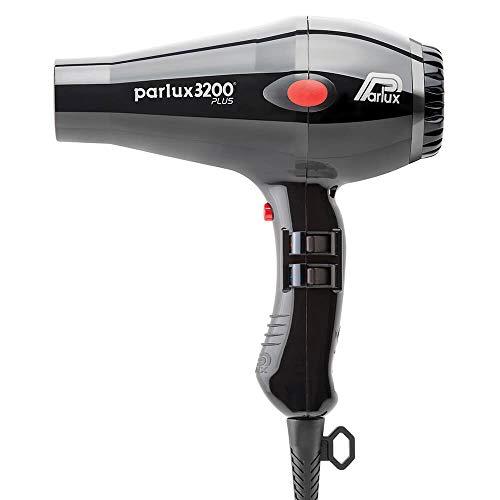 Parlux 3200 Plus - Secador de pelo, 1900 W, negro