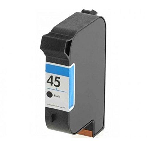 Italy's Cartridge - Cartucho Hp 45, negro, compatible con HP Deskjet 710C/720C/820C, 42 ml