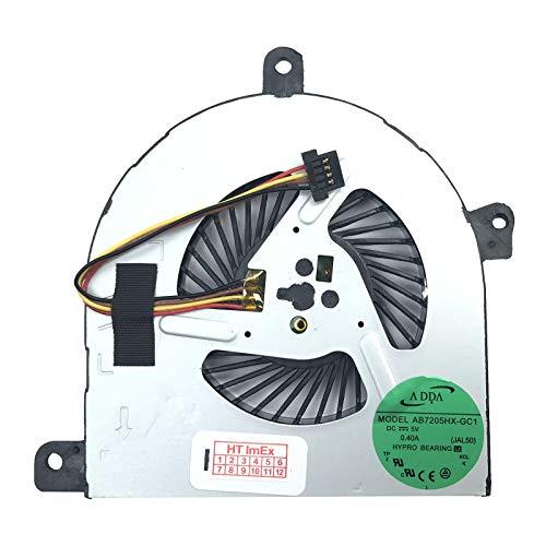 Lüfter Kühler Fan Cooler kompatibel für Lenovo Ideapad U510, U510-IF