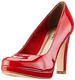 Tamaris 1-1-22426-22, Zapatos de Tacón para Mujer, Rojo (Chili Patent 520), 38 EU