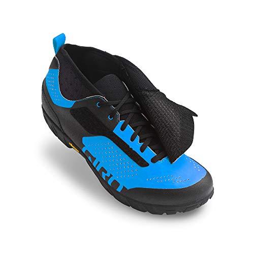 Giro Terraduro Mid Schuhe Herren Blue Jewel Schuhgröße EU 46,5 2019 Rad-Schuhe Radsport-Schuhe