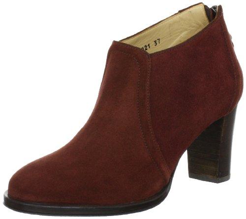 Strenesse Blue Damen Ankle Booty Fashion Halbstiefel & Stiefeletten, Rot (590 590), 41 EU