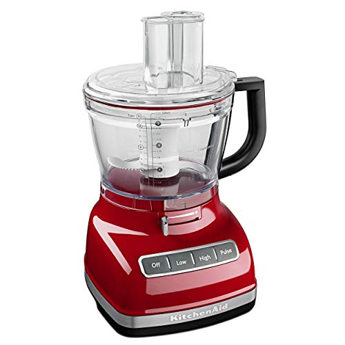 KitchenAid KFP1466ER 14-Cup Food Processor with...