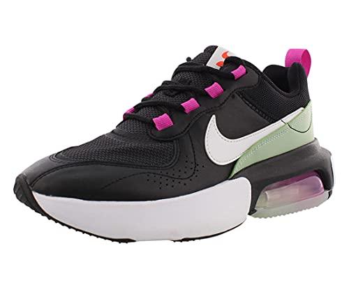 Nike Damen Air Max Verona Running Trainers CI9842 Sneakers Schuhe (UK 5.5 US 8 EU 39, Black Summit White fire pink 001)