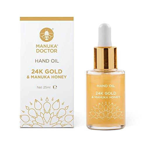 Manuka Doctor 24K Gold und Manuka-Honig Hand Öl