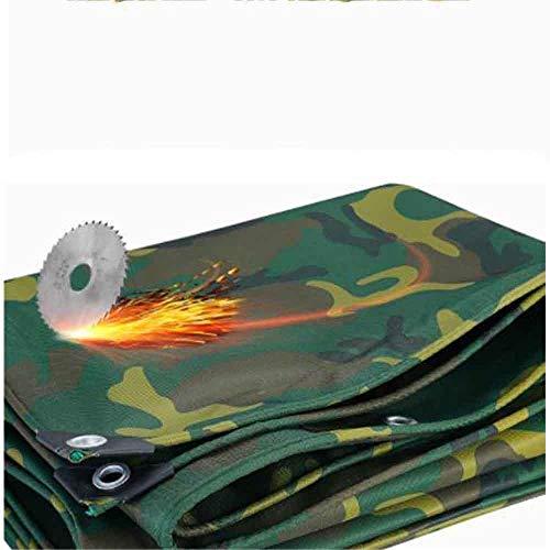 GHHZZQ Bâche de Protection Tissu Pluie Protection La Neige Étanche À La Poussière Durable Anti-âge Plein Air Tous Les Temps, 13 Tailles (Color : A, Size : 4.25x4.8m)