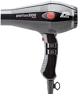 Parlux 3200 Plus Hair Dryer - Black