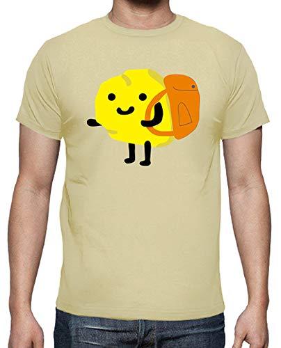 tostadora - Mnner - T-Shirt Kartoffel Shirt Creme S
