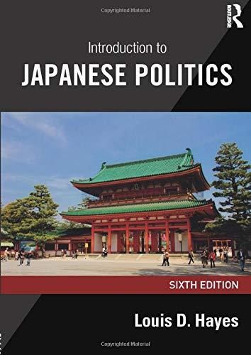 Introduction to Japanese Politics