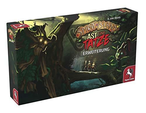 Pegasus Spiele 51897G - Spirit Island: Ast und Tatze (Erweiterung)