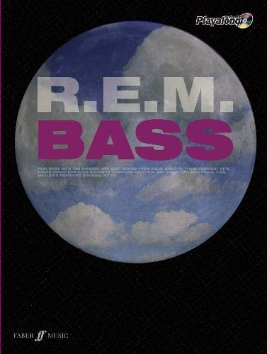 R.E.M Authentic Bass Playalong (Authentic Playalong)
